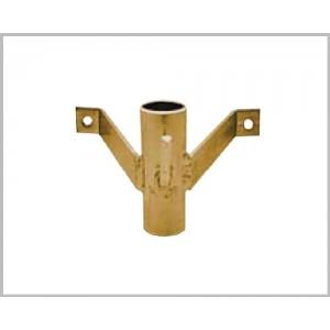 """Suporte Para Antena Cavalete Mini Para tubo 3/4"""""""