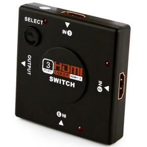 Switch HDMI 3 Portas