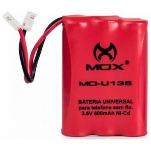 Bateria para Telefone Sem Fio 3.6v 600mah