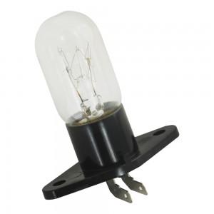 Soquete com Lampada para Micro Ondas Medida E14