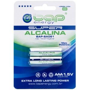 Pilha Super Alcalina AAA