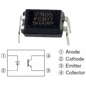 Circuito Integrago PC-817