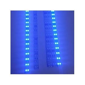 Barra de Led 72 Leds 12V Azul