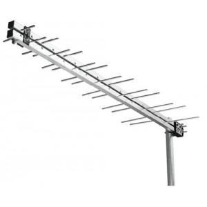 Antena Hdtv G2 14 Elementos Canada Externa P/ Conversor