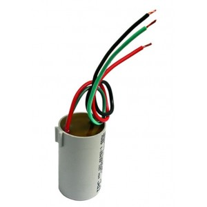 Capacitor Polipropileno 2,5+1,5uf 250Vac