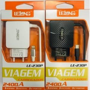 Carregador Universal USB IPHONE 5/6