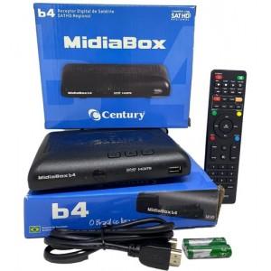 Receptor Digital de TV Century Midiabox HDTV B3