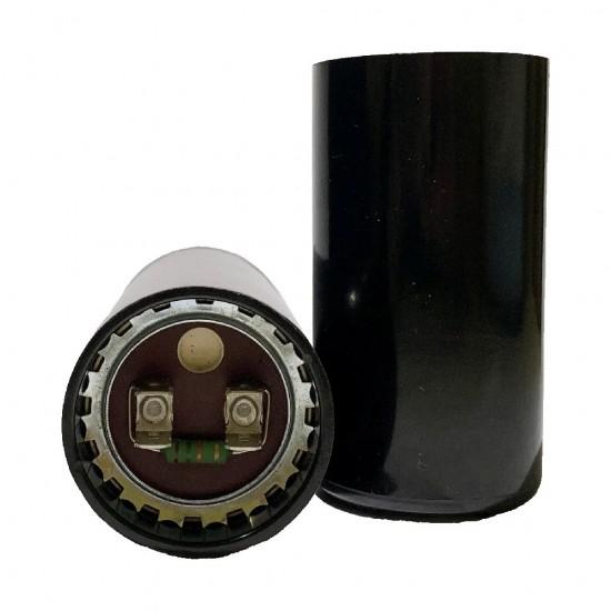 Capacitor de Partida 216-259 uF x 110 Vac