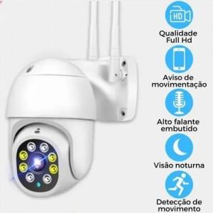Câmera IP Speed Dome 2 Wifi