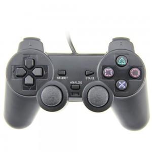 Controle Ps2 Playstation 2 Dualshock Com Fio Analogico Com Vibração