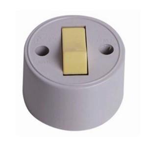 Interruptor Sobrepor 1 Tecla