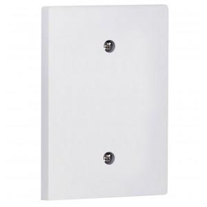 Placa Cega 4x2 Branca Ilumi