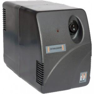 Estabilizador Mag 1000VA - Entrada 115V ou 220V / Saida 115V - Preto PER-200