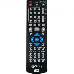 Controle Dvd Tectoy