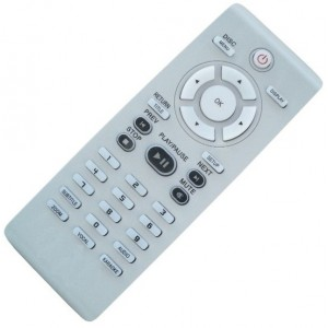 Controle Remoto DVD Philips