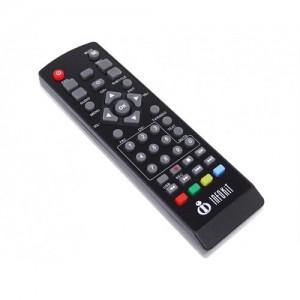 Controle Remoto P/ Conversor De Tv Infokit