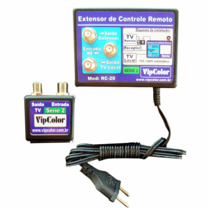 Extensor de controle Remoto - Vip Color