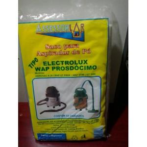 Saco Aspirador De Pó Electrolux Wap Prosdócimo